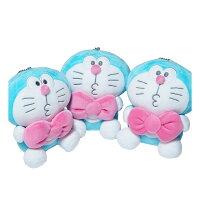 小叮噹週邊商品推薦Hello Kitty X 哆啦A夢聯名娃娃 哆啦a夢 日本聯名 掌上娃娃 吊飾娃娃 日本限定