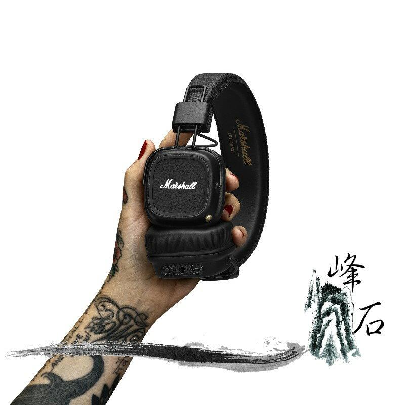 樂天限時優惠!MARSHALL Major II BT 無線藍牙耳罩式耳機