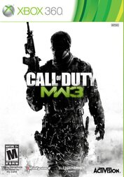 XBOX ONE 360 COD 決勝時刻 現代戰爭3 英文版 Call of Duty: Morden Warfare 3 MW3