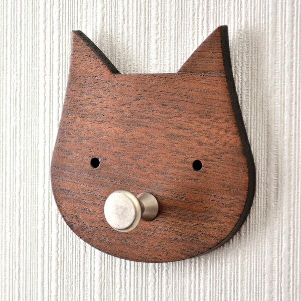 【HYI家居生活館】木薄片動物壁掛-貓咪《MIT手工製作全館免運費》