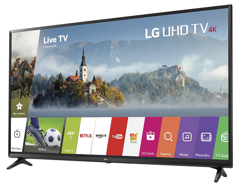 LG Electronics 49UJ6300 49-Inch 4K Ultra HD Smart LED TV (2017 Model) 2
