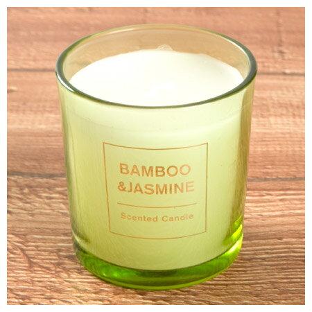 香氛蠟燭 竹&茉莉 GR
