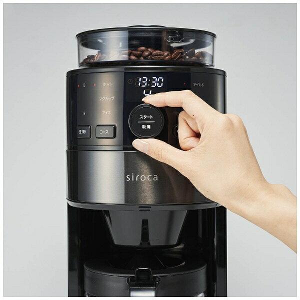 日本siroca 全自動研磨保溫咖啡機 / SC-C121。日本必買 日本樂天代購(24710*5.9)。件件免運 3