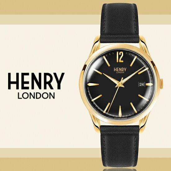 HenryLondon英國前衛品牌WESTMINSTER簡約時尚腕錶HL39-S-0176公司貨