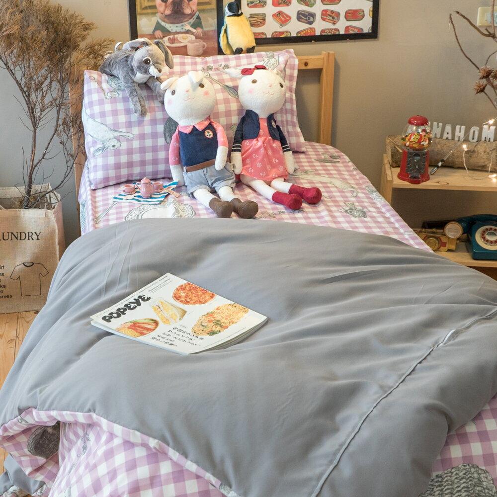 【人氣NO.1】女孩的野餐墊   單人 / 雙人熱賣組   舒適磨毛布 台灣製造 7