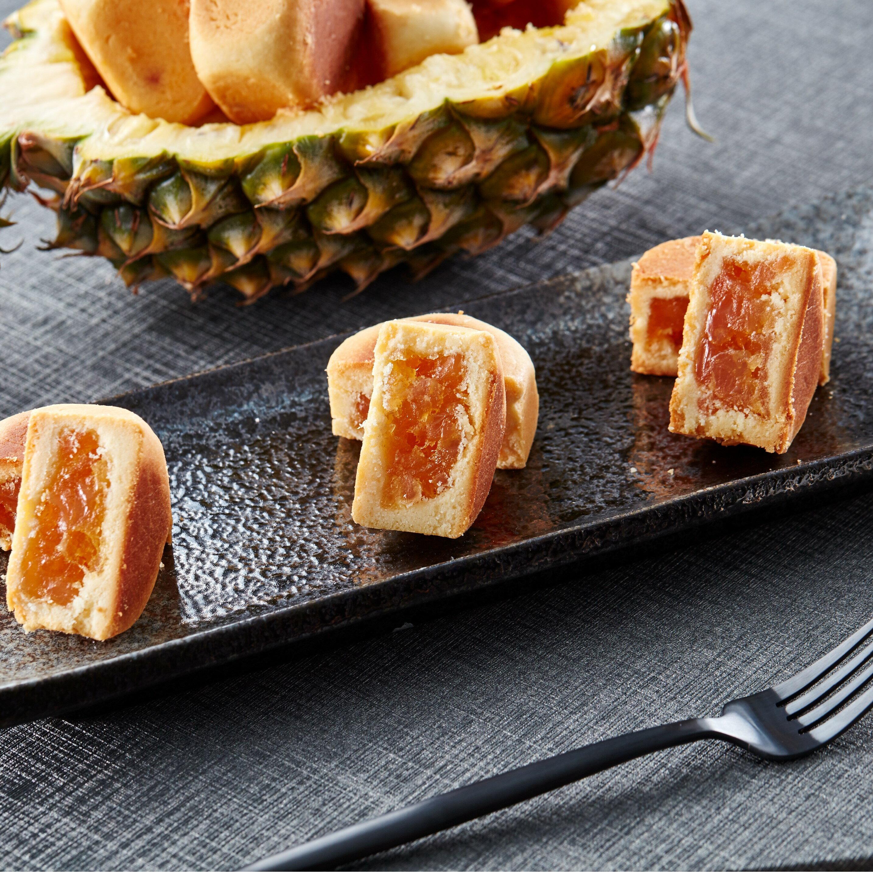 鳳梨酥 10入禮盒►無防腐劑◀ ►奶素◀