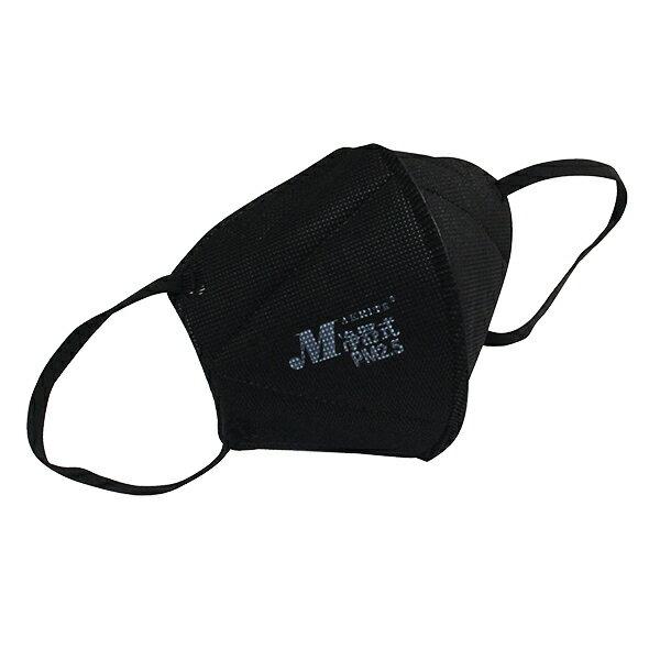 淨舒式PM2.5防霾口罩(黑)3入