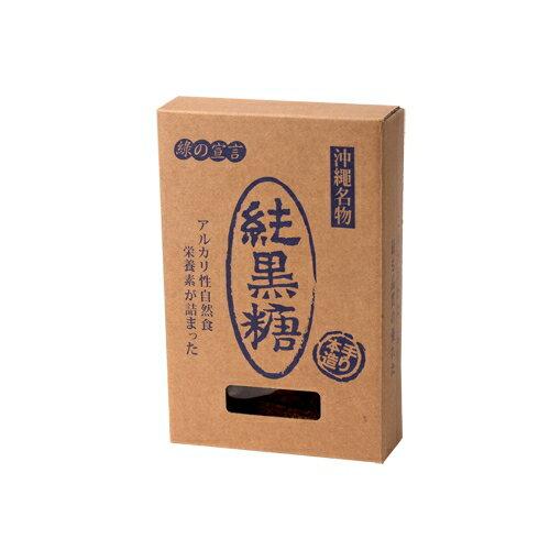 綠的宣言純黑糖220g(盒)【愛買】