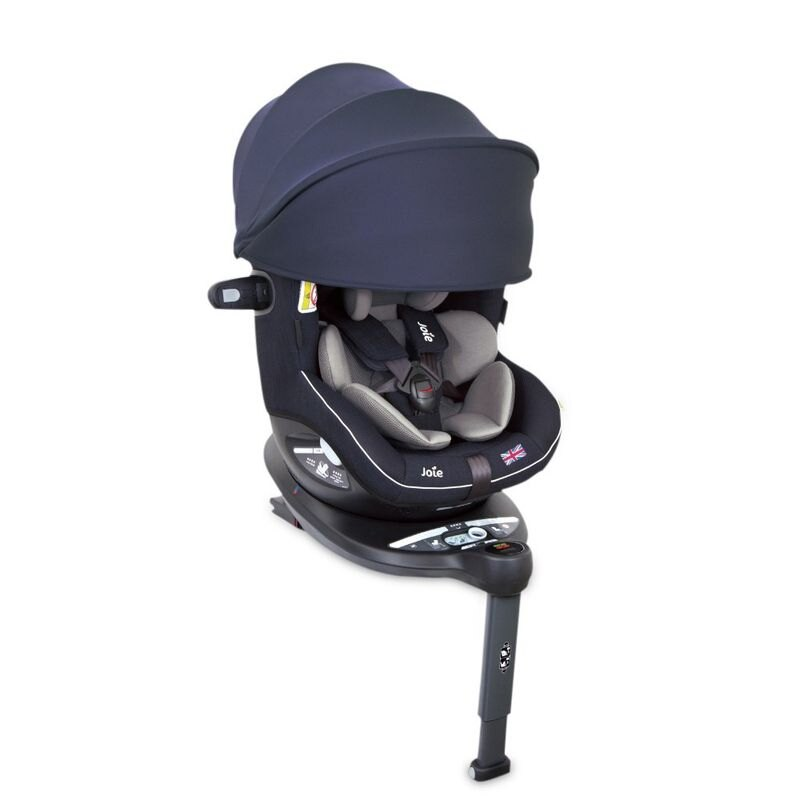 JOIE i-spin360 0-4歲汽座/安全座椅頂篷款-藍色JBD06300N★衛立兒生活館★
