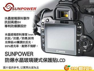 SUNPOWER 防爆水晶玻璃 硬式保護貼LCD 保護貼 SONY A7RII 專用 A7R2