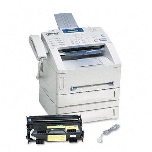 Refurbished IntelliFax 5750e Network-Ready Business-Class Laser Fax/Copier/Phone 1