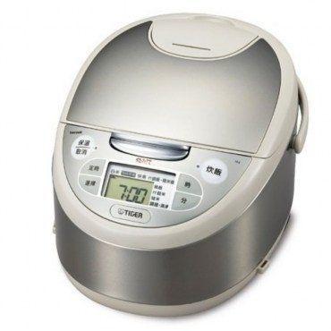 TIGER 虎牌 6人份微電腦炊飯電子鍋 JAX-S10R