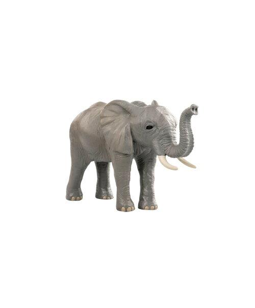 【美國B.Toys感統玩具】Terra 草原動物-非洲象【紫貝殼】