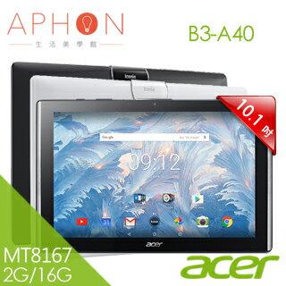 【Aphon生活美學館】ACER Iconia One 10 B3-A40 2G/16G 10.1吋 平板電腦