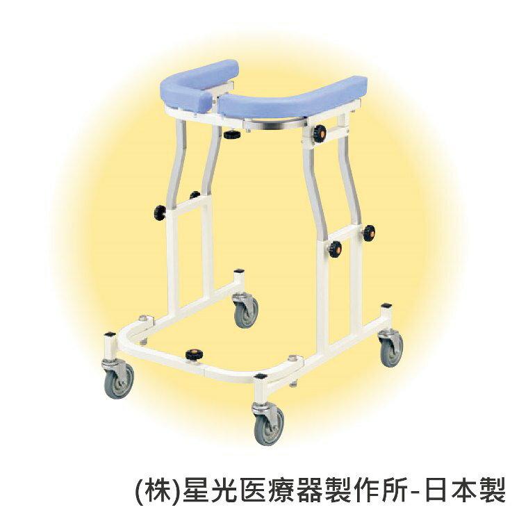 [預購] 機械式助行器 - 老人用品 銀髮族 可折疊收納 助行車 幫助行走 日本製 [W0138]