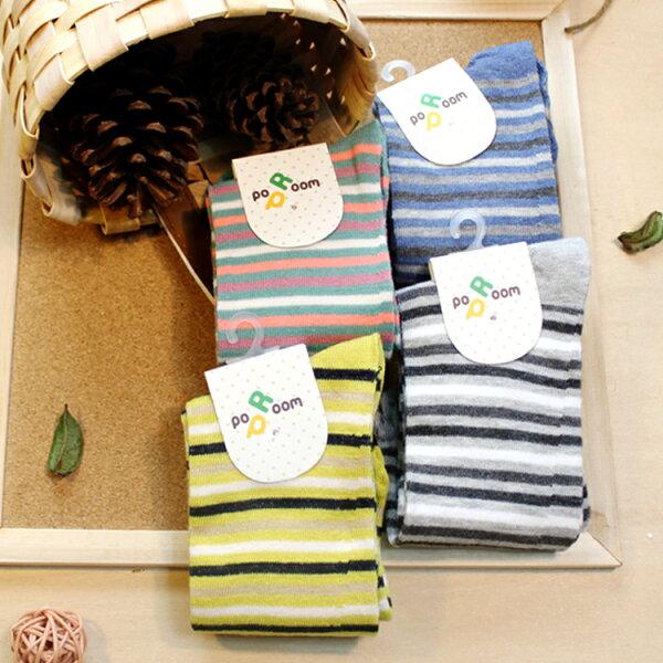 SEIO:襪子古著復古日本氣質個性SEIO經典個性獨特圖型經典百搭低調配色細條紋襪子(4色)