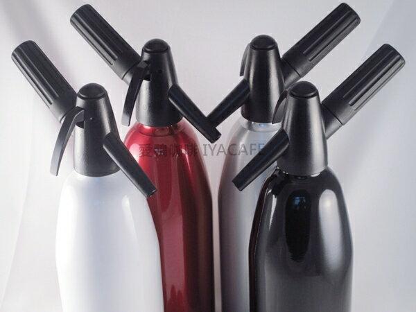 《愛鴨咖啡》MOSA 蘇打槍 汽水製造機 1.0L 贈高壓氣體鋼瓶10支+秘方食譜1本