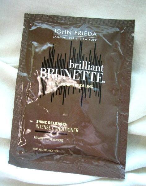 英國專業美髮品牌~ John Frieda *深咖啡染髮專用 護髮膜 隨手包*Realhome*