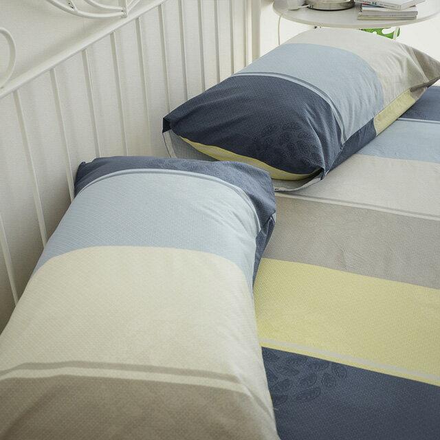床包 / 雙人【普羅旺斯】 含2件枕頭套,100%精梳棉 / 台灣製 -絲薇諾 1
