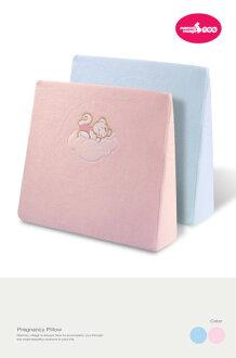 六甲村 - 孕婦側睡枕 -毛巾布