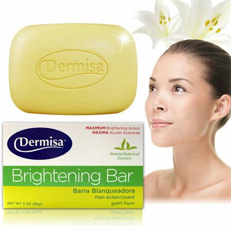 美國 Dermisa 淡斑嫩白皂 85g 潔面皂 洗顏皂 洗臉皂 肥皂 香皂~B06198