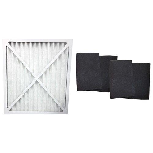 2 Hunter 30901 Carbon Filters & 1 30931 Air Filter Part # 30903, 30907, 30958 & 30959 0bedcfa95857eb70be7d4cad331f75ca