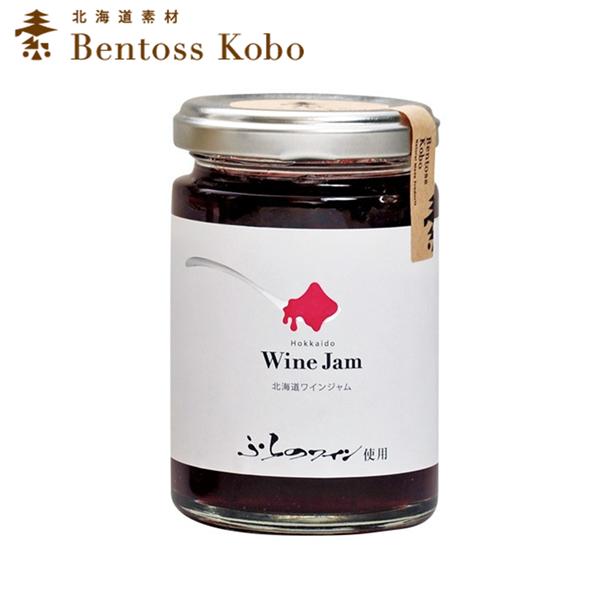 【BENTOSS工房】北海道富良野紅酒果醬 140G ~日本北海道限定特產 純天然素材 無添加~