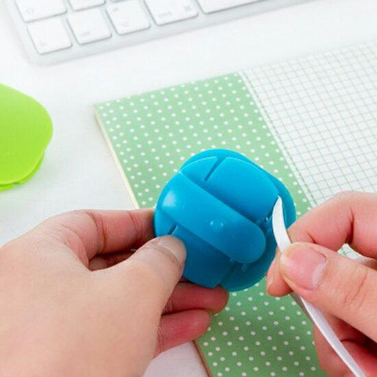 Mycolor:♚MYCOLOR♚創意卡扣式繞線器糖果色集線器理線器耳機線收納辦公室桌上居家【Y32】