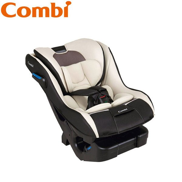 Combi New Prim Long S 兒童安全汽座哥德灰《康是美》
