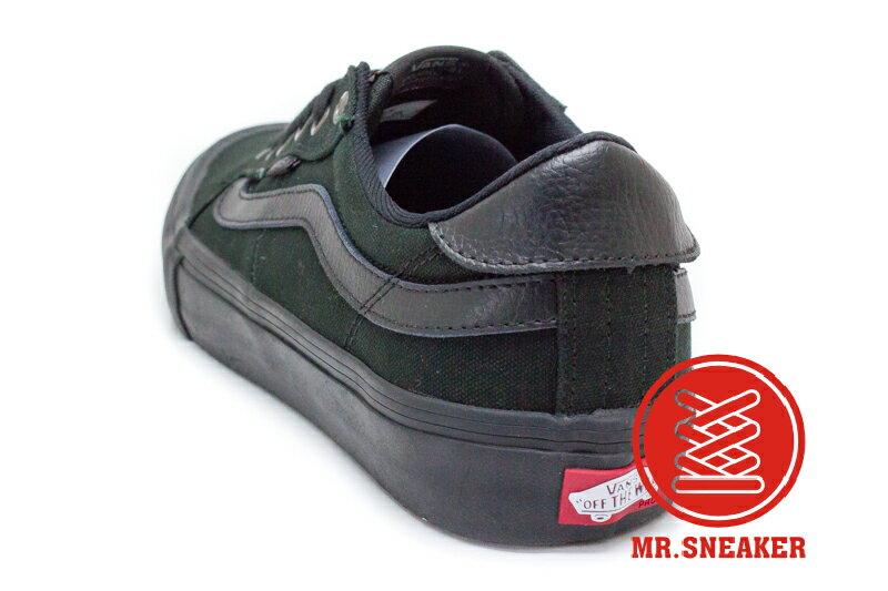 ☆Mr.Sneaker☆ VANS STYLE 112 新鞋型 PRO鞋墊 類OLD SKOOL 全黑 男段 5