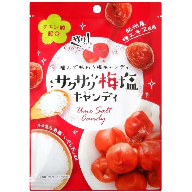 【江戶物語】NSIN 鹽梅糖 60g 約17顆 松屋製菓 塩梅飴 硬糖 梅子糖 紀州梅 婚禮糖果 夏日必備 日本進口