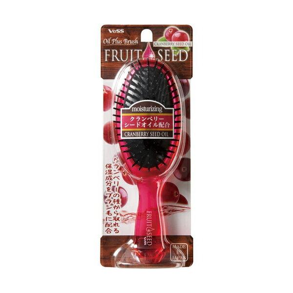 VeSS 蔓越莓籽油吹整梳(圓) (FS-500) 1