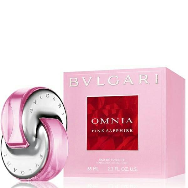 BVLGARI寶格麗粉晶女性淡香水5ml小香《Belle倍莉小舖》