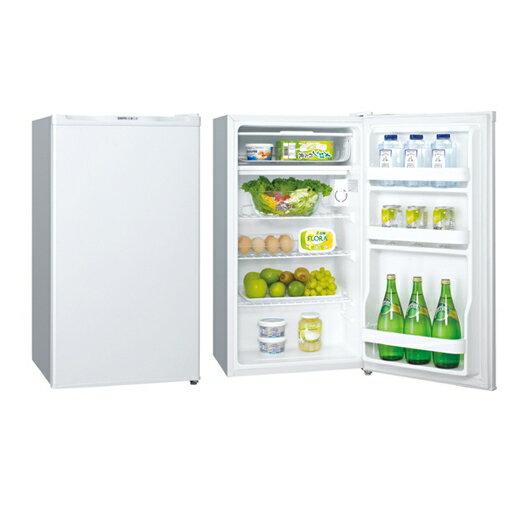 【APP領券9折】台灣三洋SANLUX 97公升 單門冰箱 SR-B97A5  / 美背式設計 - 限時優惠好康折扣
