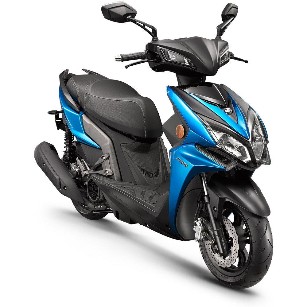 【KYMCO光陽】RACING-S 150 noodoe+ABS版(2017年新車) SR30JD(可申退貨物稅4000汰舊換新)學生補助2000