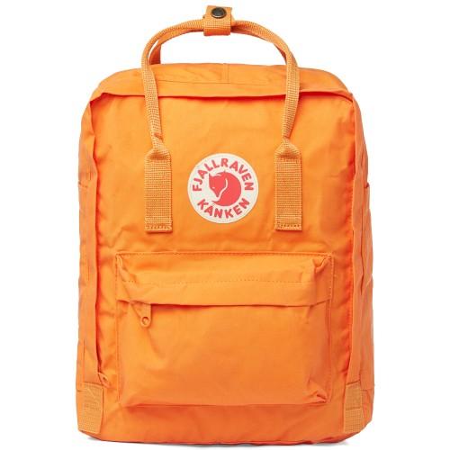 【米迪美國時尚小舖】Fjallraven Kanken Classic(單色)F23510-212 焦橘色