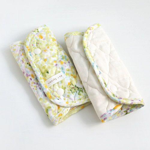 Hoppetta - Naomi Ito - IBUKI空氣棉揹巾口水巾 7