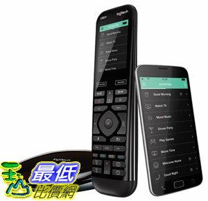 <br/><br/>  [106美國直購] 羅技 Logitech Harmony Elite Remote Control, Hub & App B014PDFP9S<br/><br/>