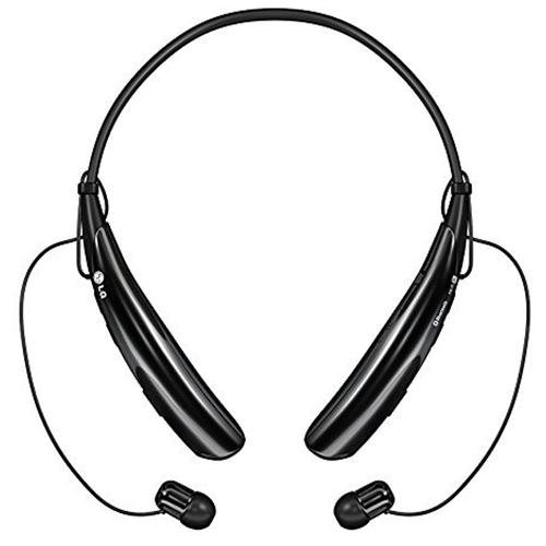 LG TonePRO HBS-750 Wireless Stereo Headset Bluetooth Black 1