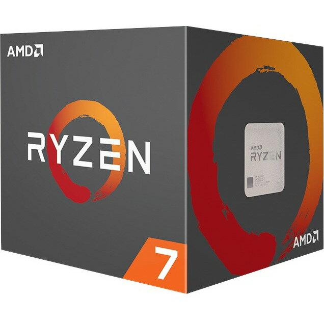 AMD Ryzen 7 1700 Octa-core (8 Core) 3 GHz Processor - Socket AM4Retail Pack - 4 MB - 16 MB Cache - 64-bit Processing - 3.70 GHz Overclocking Speed - 14 nm - 65 W 0