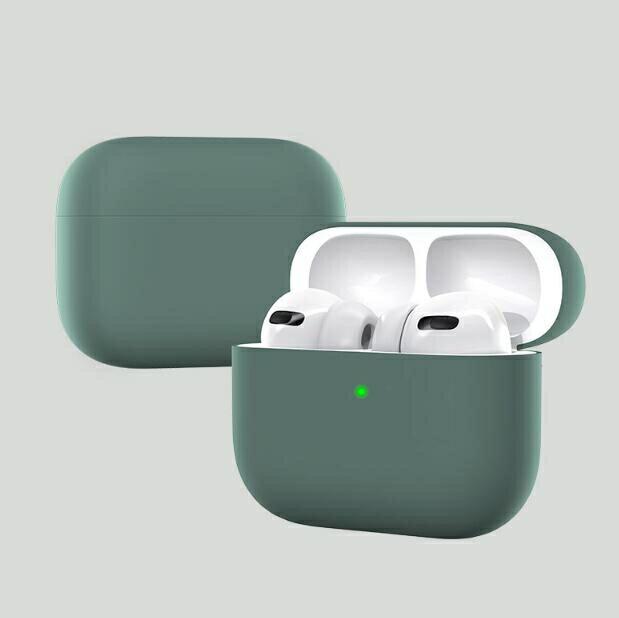 【快速出貨】第一衛AirPods Pro保護套耳機殼AirPodspro蘋果3代液態矽膠2軟殼透明 聖誕交換禮物