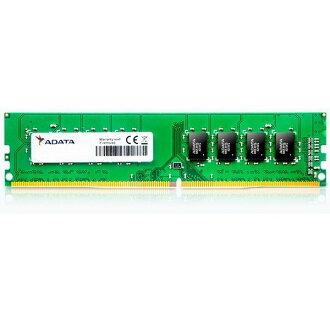 *╯新風尚潮流╭* 威剛 桌上型記憶體 DDR4-2400 4G 4GB 單面 AD4U24003W4G17-R