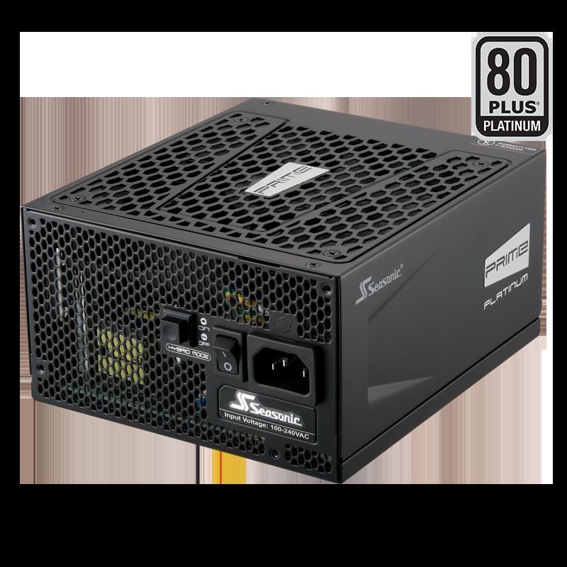 SeaSonic 海韻SSR-750PD白金 PRIME 750 Platinum 電源供應器(SSR-750PD)★全新原廠公司貨含稅附發票