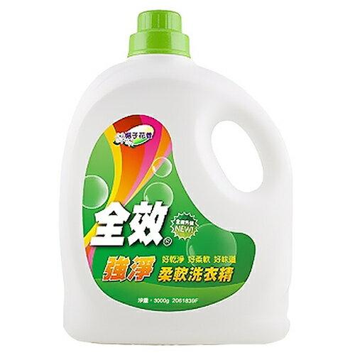 毛寶 全效強淨 洗衣精 3000g