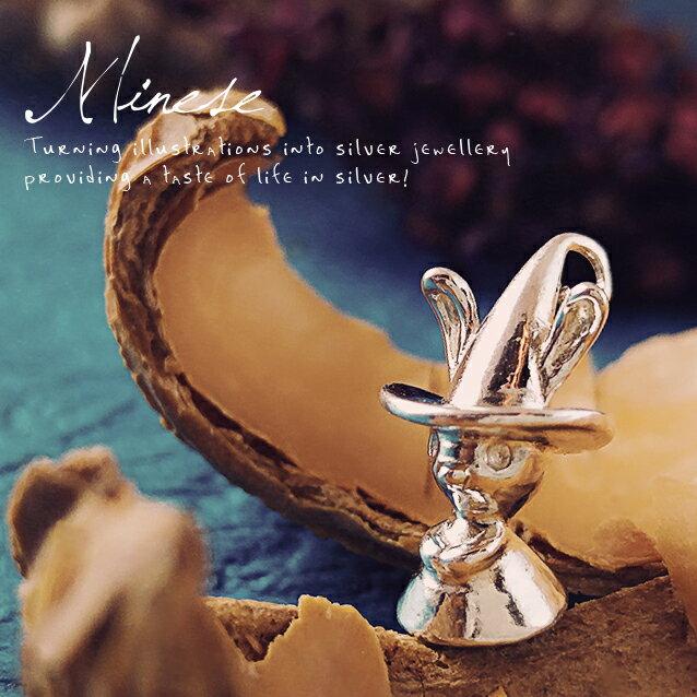 魔力小兔項鍊 I-025, 925純銀、項鍊戒指手鍊飾品銀飾手作珠寶MIT設計師品牌~手工製作