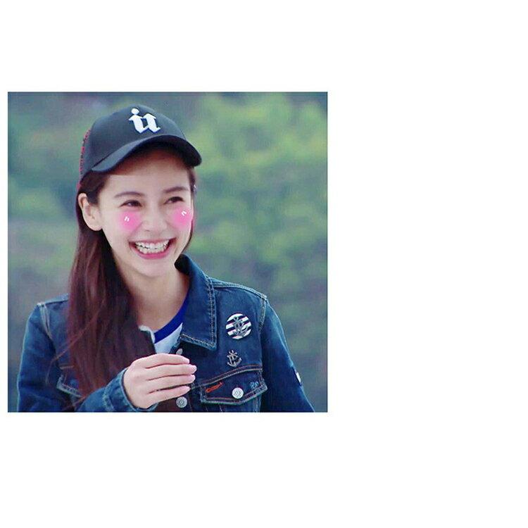 棒球帽/鴨舌帽 字母 嘻哈 運動 遮陽帽 棒球帽【QI8517】 BOBI  09/01 2