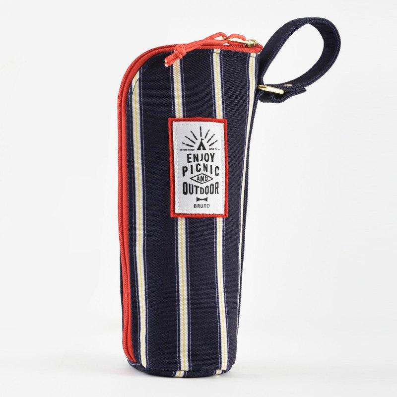 滿千折百【日本BRUNO】野趣保冷水瓶袋BHK158 公司貨