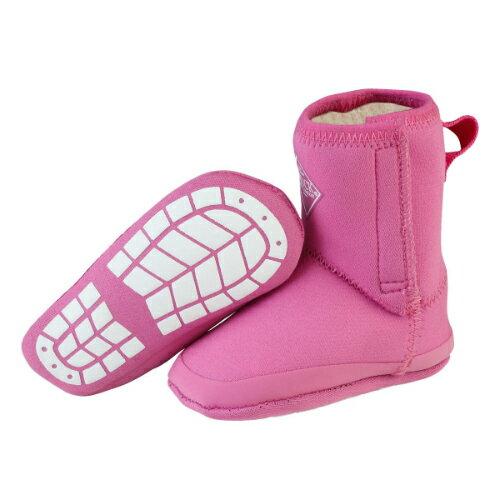 Muck Boots Phlox Pink My First Mucks w/ Warm Faux Fur Lining - Size 1 86d0e75e92b003a0a38c6146161b14b3