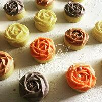分享幸福的婚禮小物推薦喜糖_餅乾_伴手禮_糕點推薦夢幻的玫瑰檸檬塔/6入