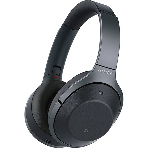 WH1000XM2/B Noise Cancelling Wireless Headphones w/ $40 VISA Gift Card - (Black